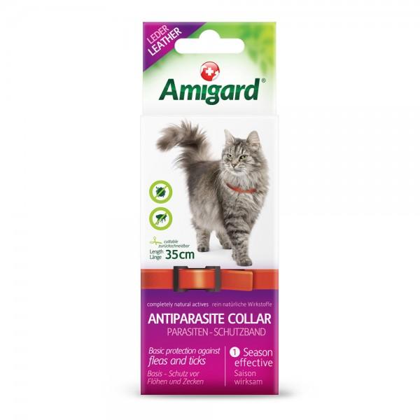 Amigard - Parasiten-Schutzband - Halsband für Katze