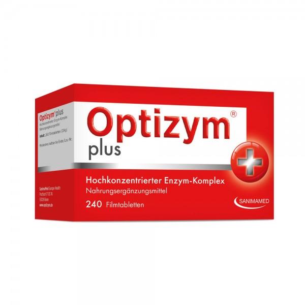 Optizym plus Enzym-Komplex - 240 Filmtabletten