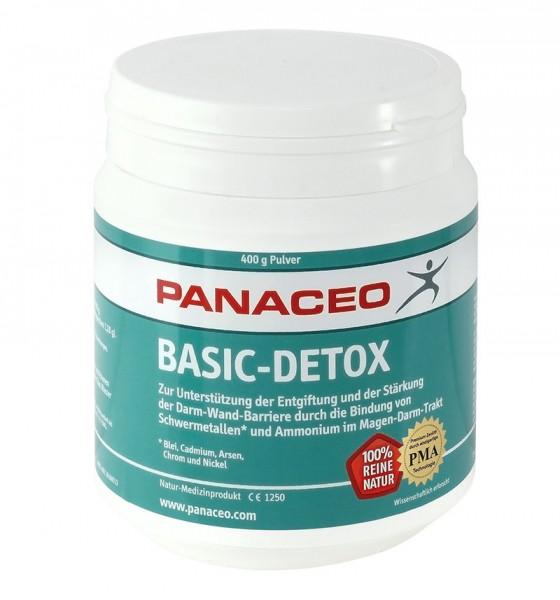 Panaceo Basic-Detox Pulver 400g