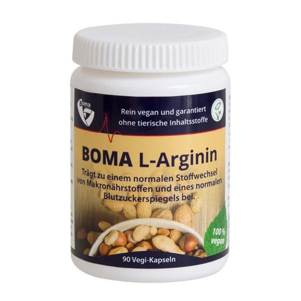 BOMA-Lecithin L-Arginin - 90 Kapseln