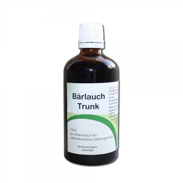 Bärlauch Trunk - 100 ml