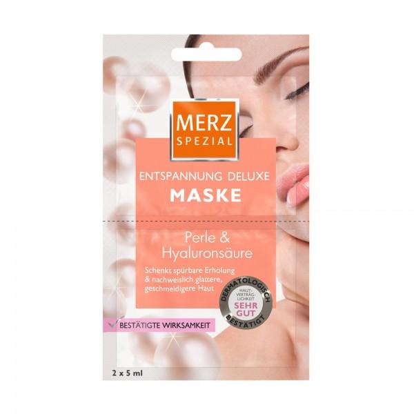Merz Spezial Entspannung Deluxe Maske - 2x5ml