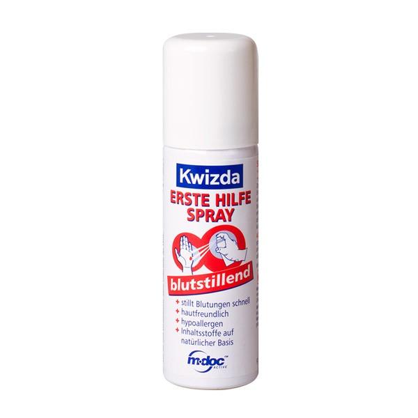KWIZDA Erste Hilfe Spray blutstillend 40g