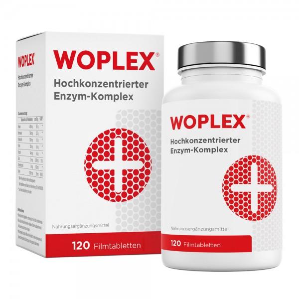 Woplex Enzym-Komplex - 120 Filmtabletten
